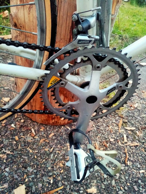 """course """" le vélo de MERCIER """" 1990 vitus 999 14v  04527"""
