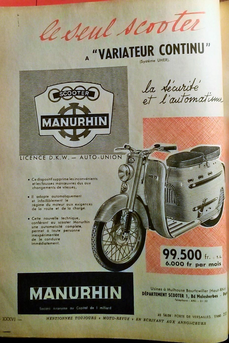 moto revue octobre 1956  04814