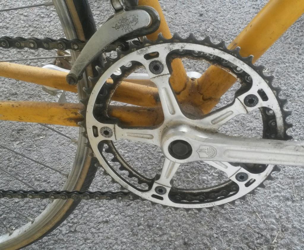 Vélo course GITANE Cyclo Cross 1976 05010