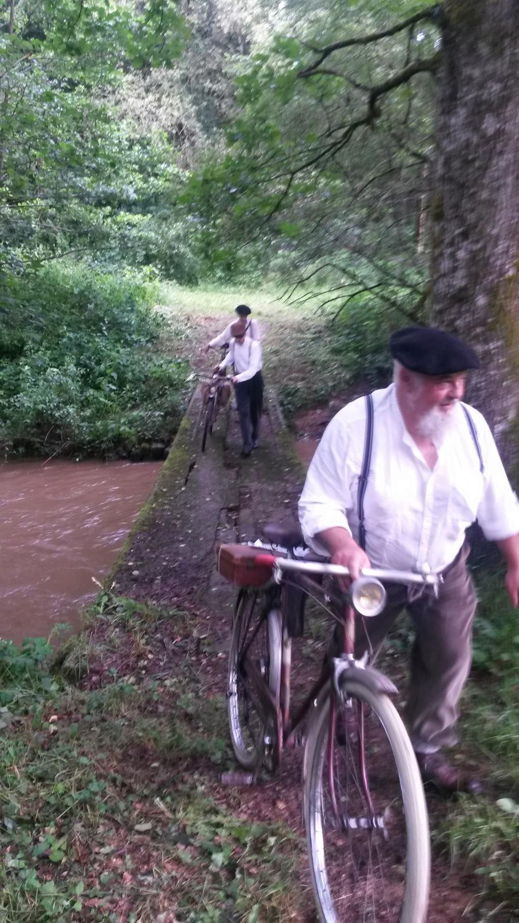rando vélo vintage 87400 LA MEYZE  ( prés de limoges ) dimanche 10 juin 2018  07010