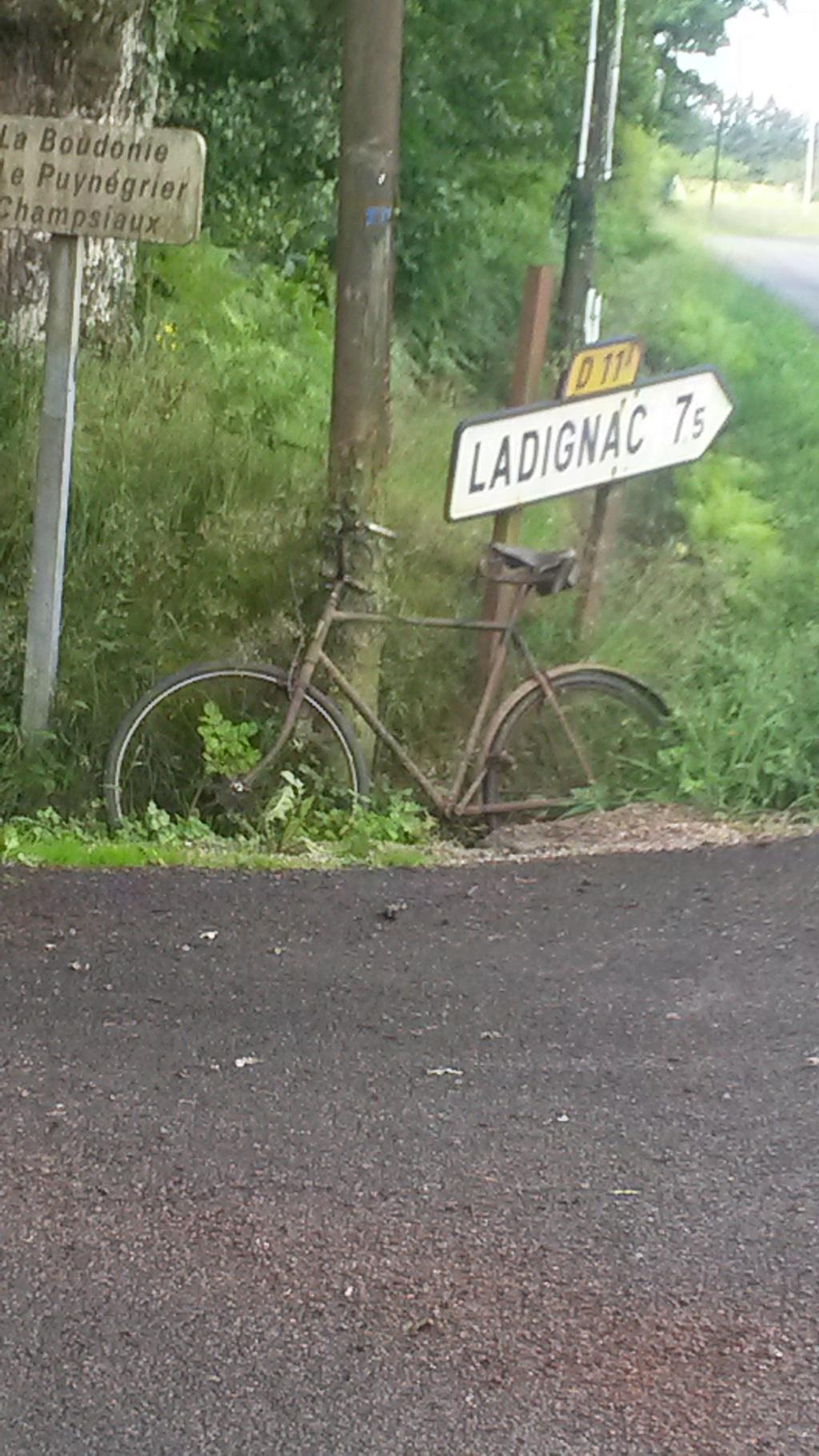 rando vélo vintage 87400 LA MEYZE  ( prés de limoges ) dimanche 10 juin 2018  07710