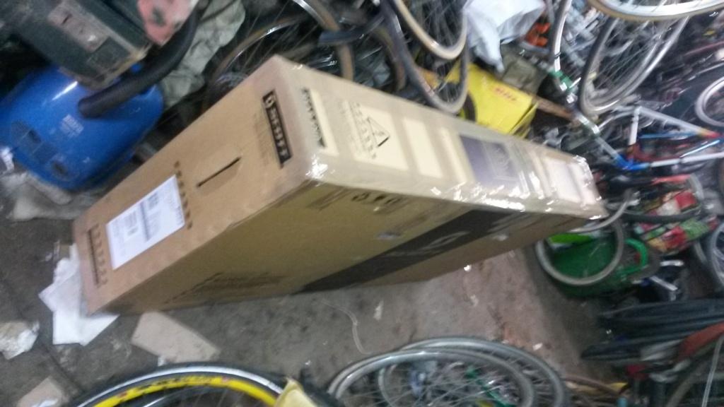 envois vélo , comment et a quel prix  08310