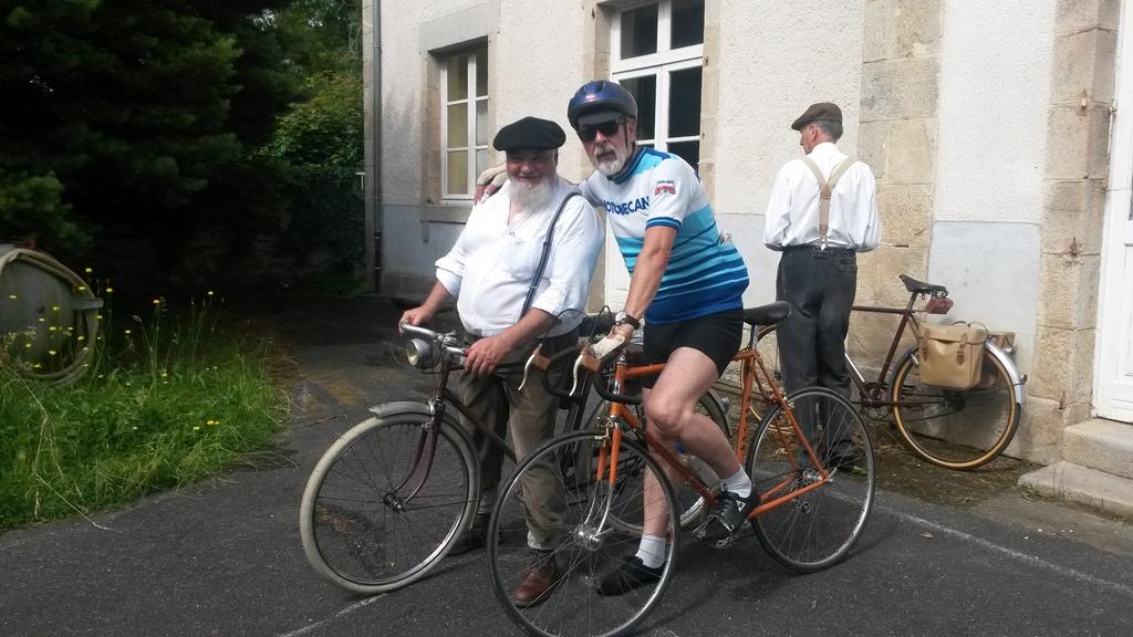 rando vélo vintage 87400 LA MEYZE  ( prés de limoges ) dimanche 10 juin 2018  08410