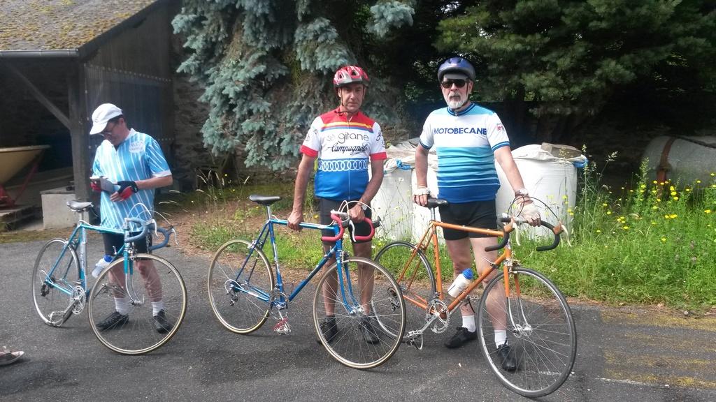 rando vélo vintage 87400 LA MEYZE  ( prés de limoges ) dimanche 10 juin 2018  08711