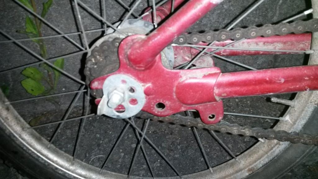 BICROSS ( Motobécane ??) 1979 3 vitesses  15911