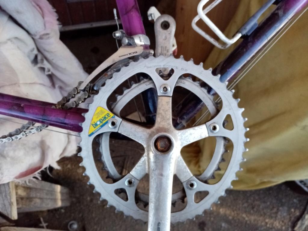 vélo de course GOUSSARD - Limoges  1990 17410