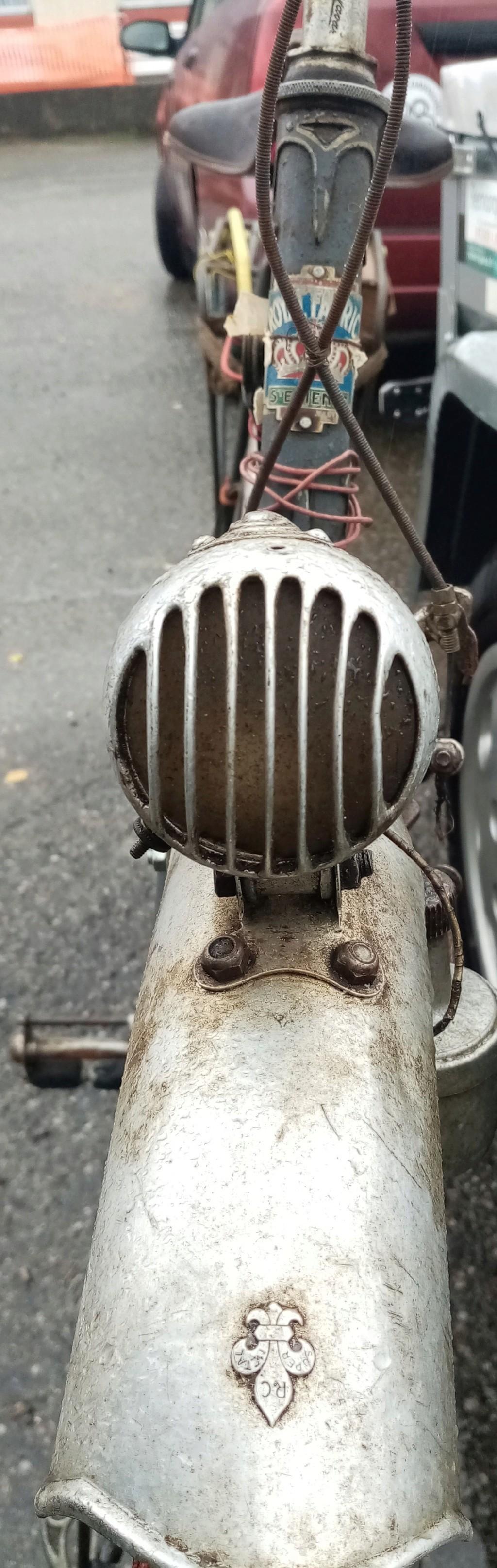 vélo mixte 1937-39 ROYAL FABRIC  3v CYCLO  200710