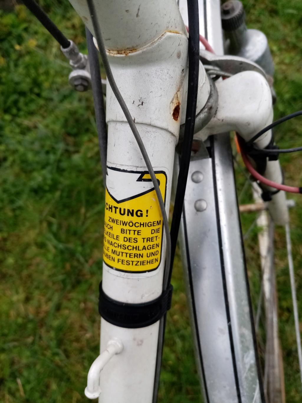 demi course CONDOR allemand début 1980 201910