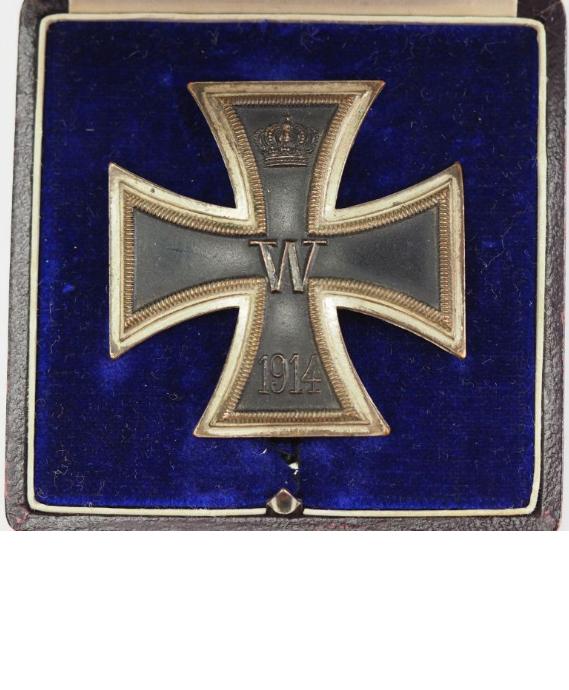 EK 1 WW1  311