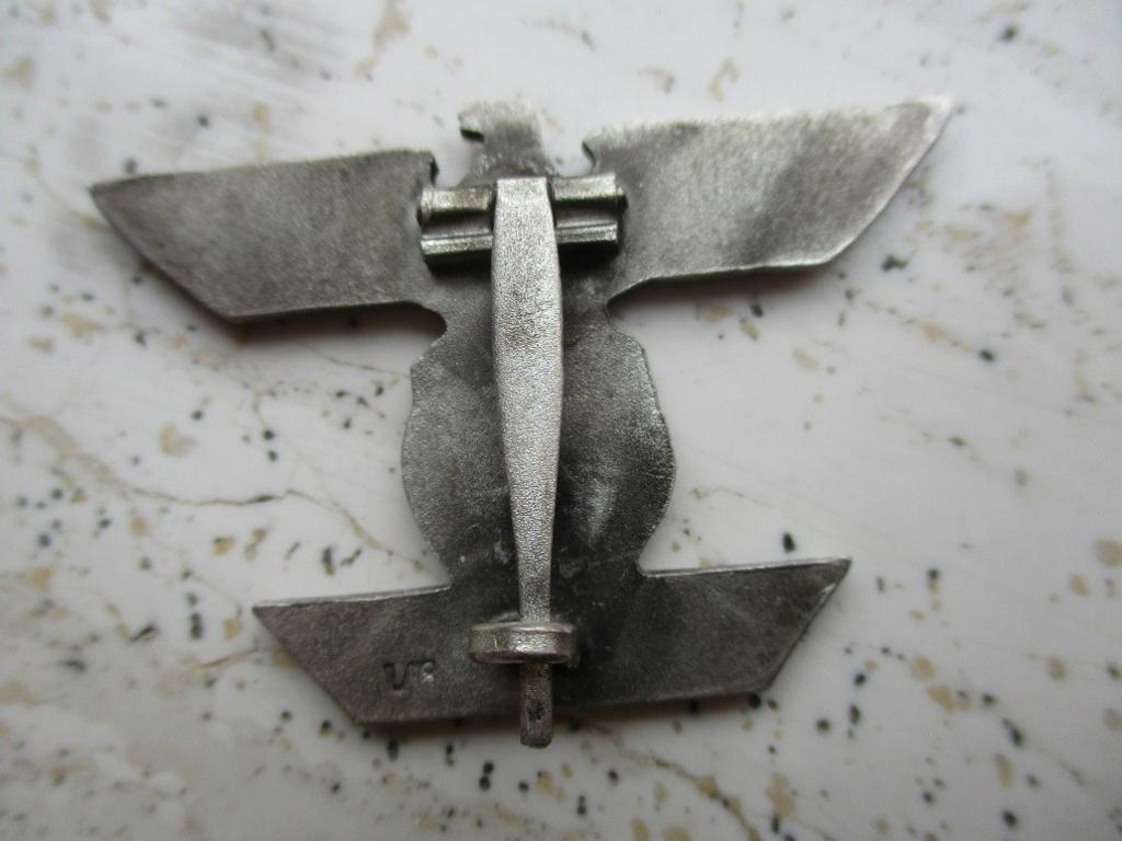 Spange EK1 BH Mayer marquée L/18 à authentifier svp Image_18