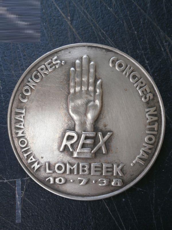 médaille REX Rex110
