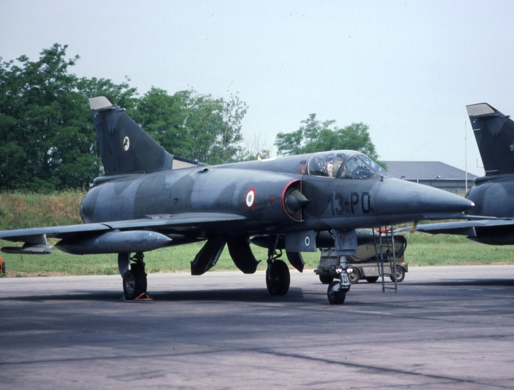 "Mirage 5f EC 2/13 Alpes ""jeunesse oblige"" Mirage10"