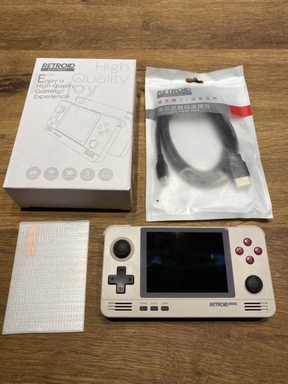 [Vendu] Retroid Pocket 2 couleur GameBoy  A58e9110
