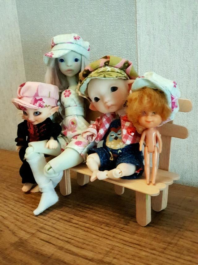 Sucre Glacé: des petites dolls à casquettes - Page 4 20200310