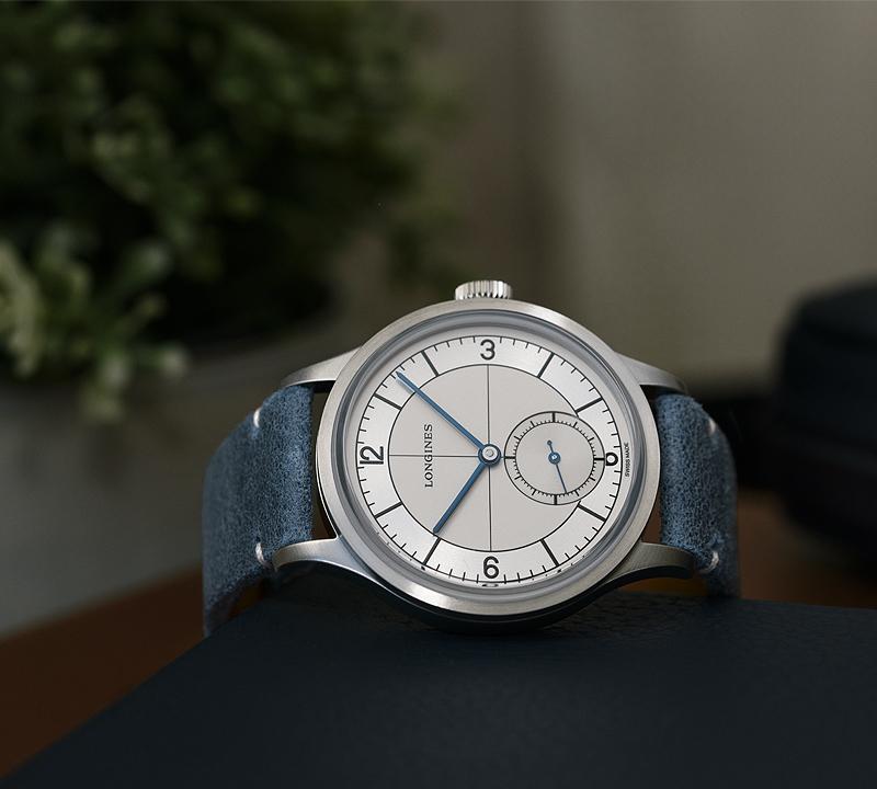 Longines remet le 'Sector Dial' à l'honneur avec la Heritage Classic Watch-10