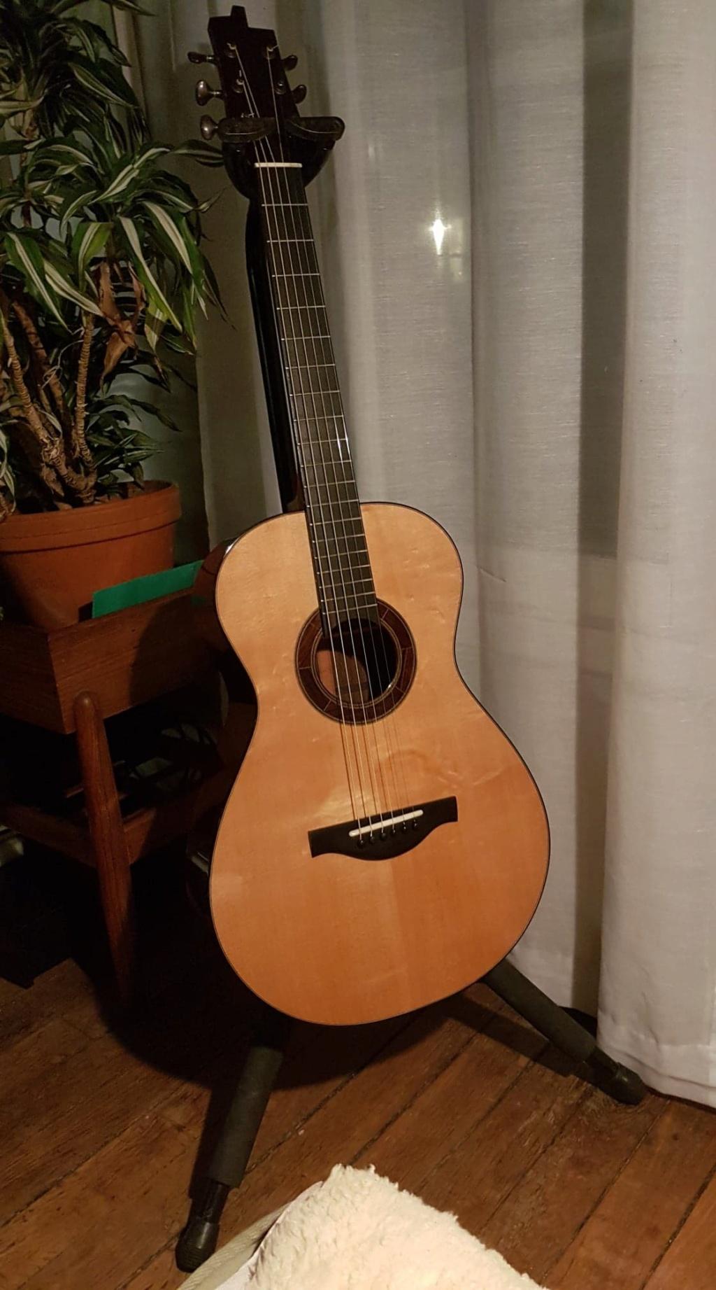 Benjamin Paldacci Guitars OO-12 #11 - Higuerilla et Épicéa Lutz  78075110