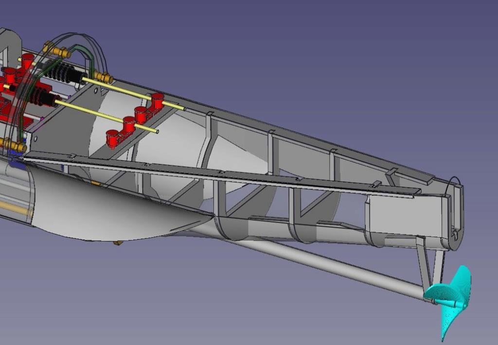 Kleinst-U-Boot Biber - Seite 2 Zwisch13