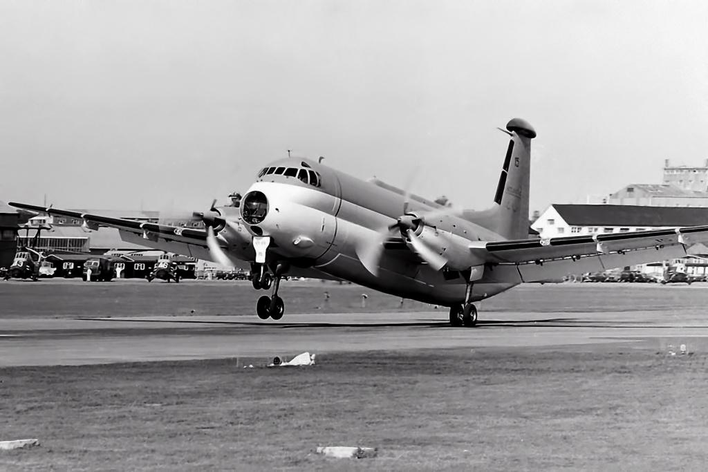 [Les anciens avions de l'aéro] Le Bréguet Atlantic (BR 1150) - Page 6 Br115012