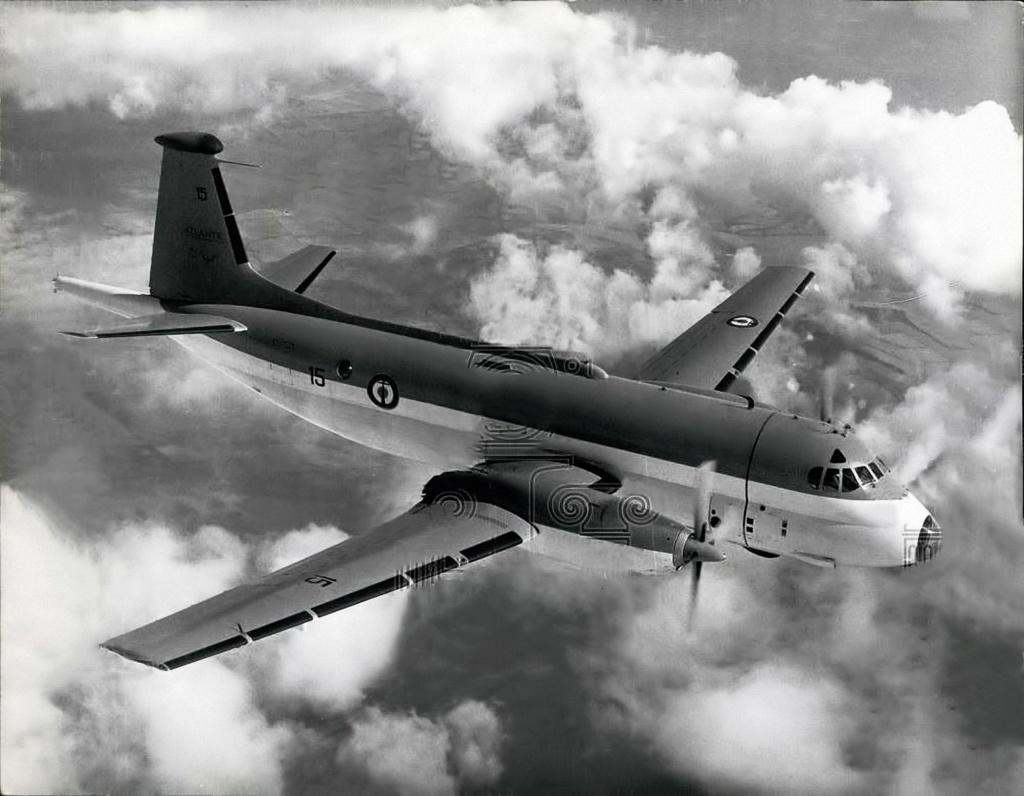 [Les anciens avions de l'aéro] Le Bréguet Atlantic (BR 1150) - Page 6 Br115018
