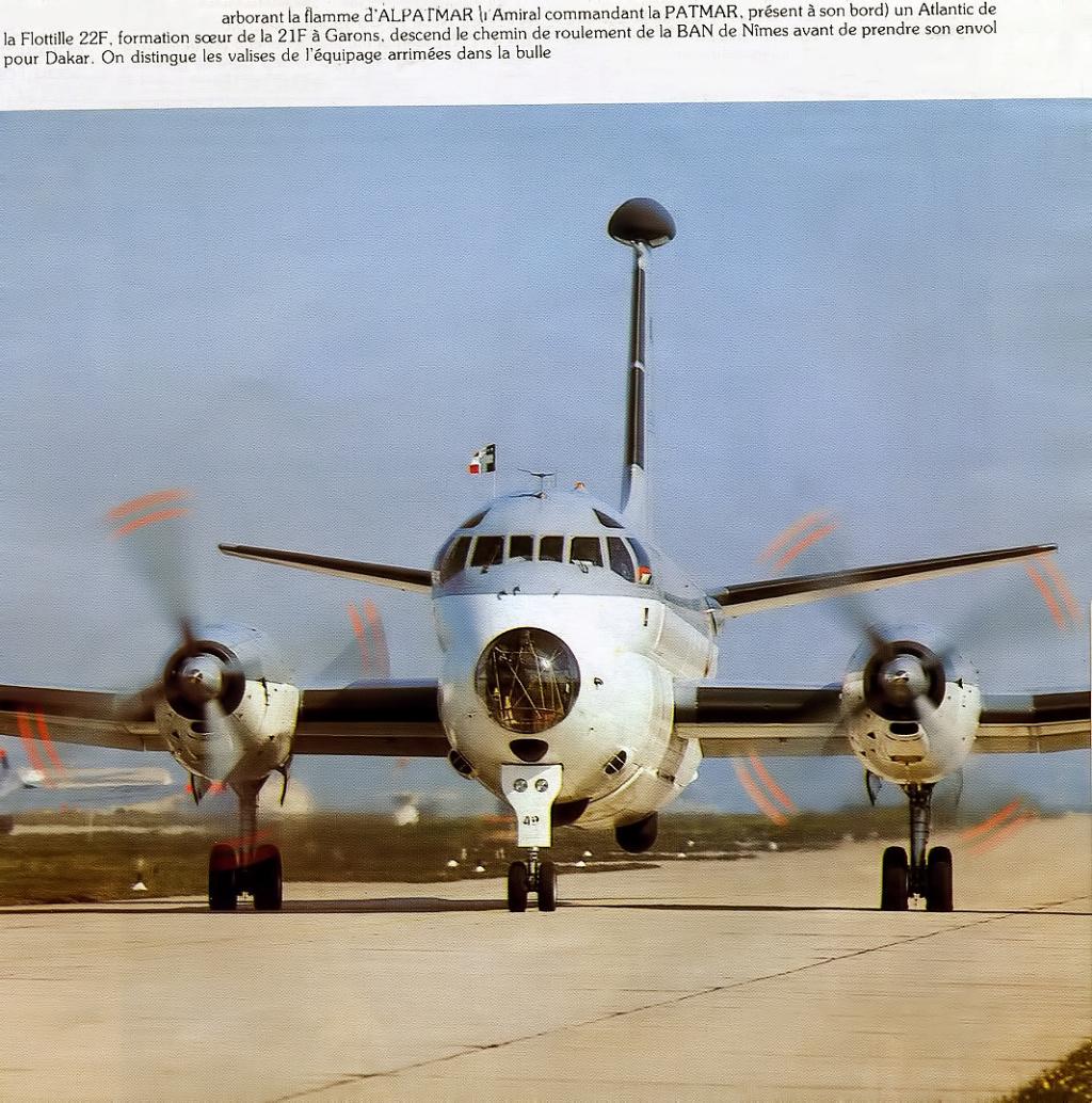 [Les anciens avions de l'aéro] Le Bréguet Atlantic (BR 1150) - Page 6 Br115023
