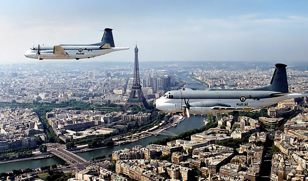 [Les anciens avions de l'aéro] Le Bréguet Atlantic (BR 1150) - Page 6 Dzofil10