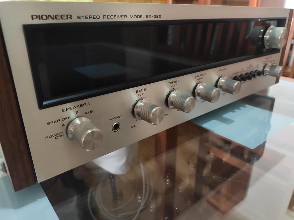 Pioneer sx 525 Img_2318