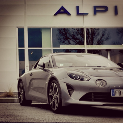 2017 - [Alpine] A110 [AS1] Alpine18