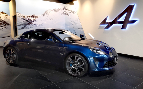 2017 - [Alpine] A110 [AS1] Alpine22