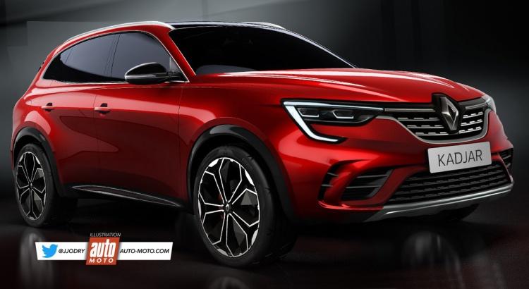 2021 - [Renault] Kadjar II - Page 3 Renaul12