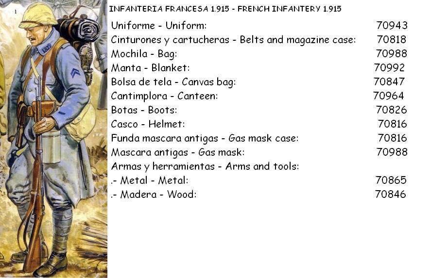 Saison 13: Les poilus  Franca10