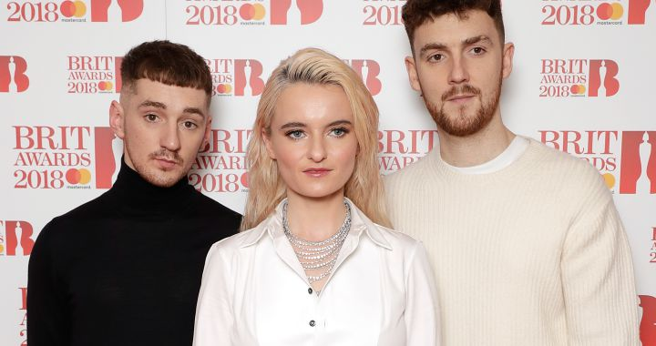 "Clean Bandit >> Single ""Higher (feat. Mabel & iann dior)  15434910"