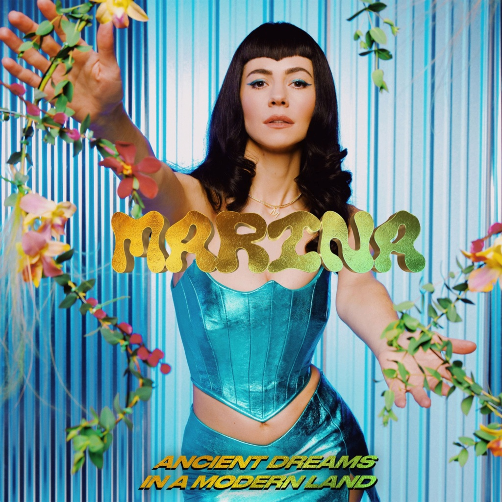 "MARINA >> álbum ""ANCIENT DREAMS IN A MODERN LAND"" 20210414"