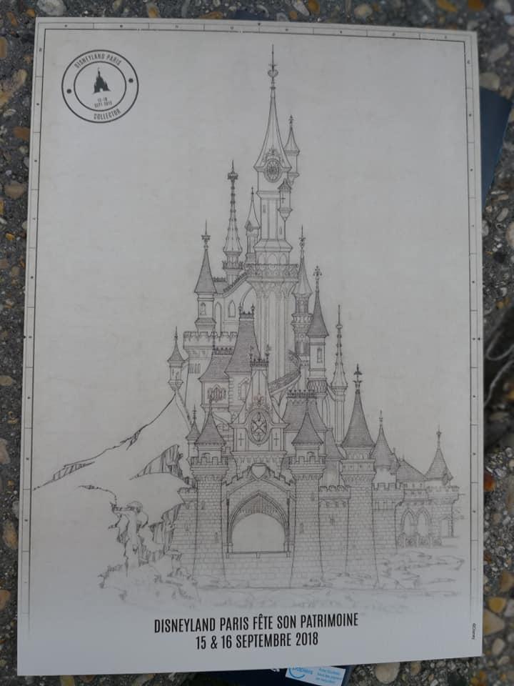 Disneyland Paris participe aux Journées du Patrimoine les 15 et 16 septembre 2018 - Page 6 41730510