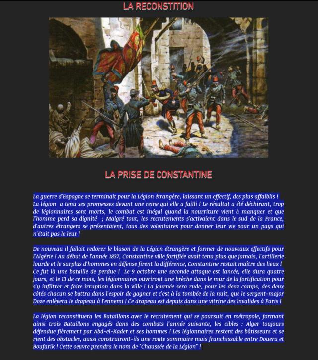 LA LEGION ETRANGERE 1841-1857 Captu320