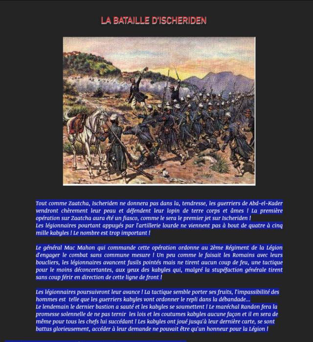 LA LEGION ETRANGERE 1841-1857 Captu322