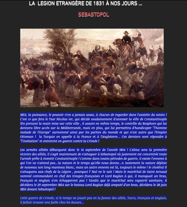 LA LÉGION ÉTRANGÈRE - 1853-1859 Captu324