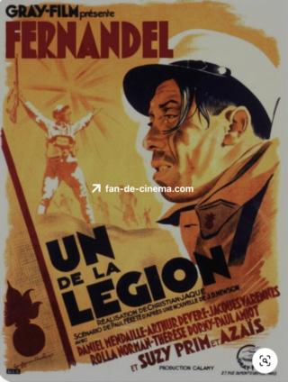 LA LÉGION ÉTRANGÈRE ET LES FILMS Captu402