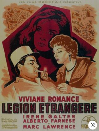 LA LÉGION ÉTRANGÈRE ET LES FILMS Captu403