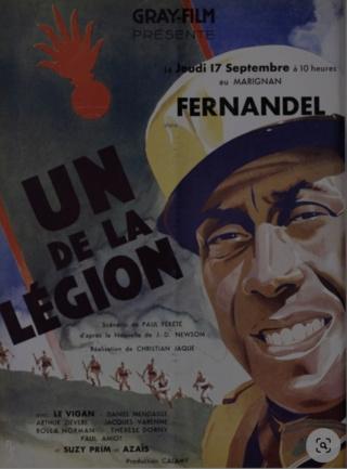 LA LÉGION ÉTRANGÈRE ET LES FILMS Captu404