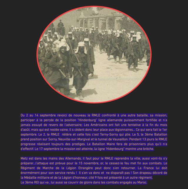 LÉGION ÉTRANGÈRE -1914-1918 ARMISTICE Captu430
