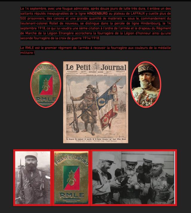 LÉGION ÉTRANGÈRE -1914-1918 ARMISTICE Captu432