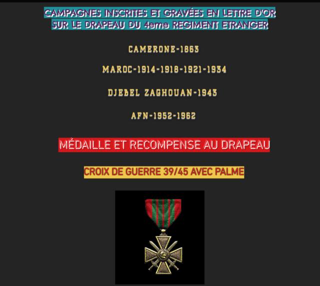 LÉGION ÉTRANGÈRE - 4ÈME ETRANGER Captu478