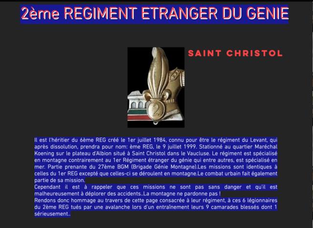 LÉGION ÉTRANGÈRE- 2ÈME REG Captu490