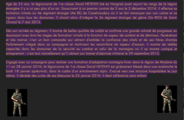 LÉGION ÉTRANGÈRE- 2ÈME REG Captu496