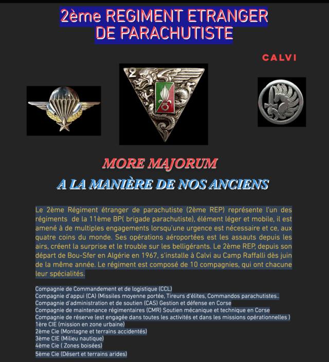 LÉGION ÉTRANGÈRE - 2ÈME REP Captu497