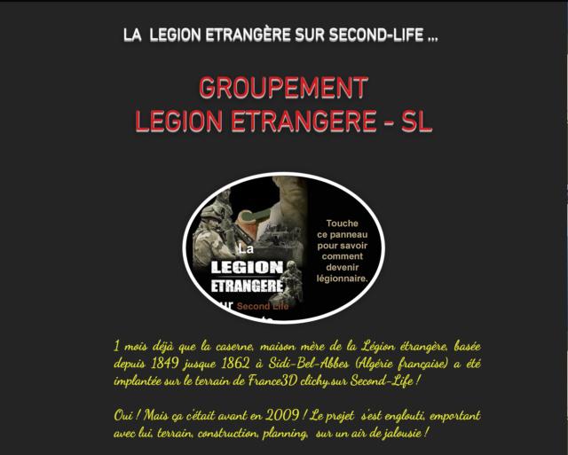 LÉGION ÉTRANGÈRE - SECOND LIFE Captu543