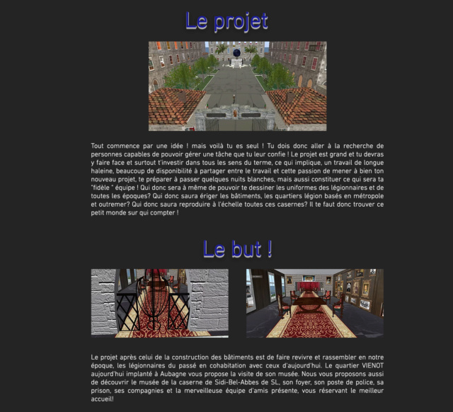 LÉGION ÉTRANGÈRE - SECOND LIFE Captu544