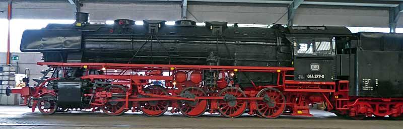 Baureihe 44 in Scratch - 1:35 - Seite 6 Br44x238