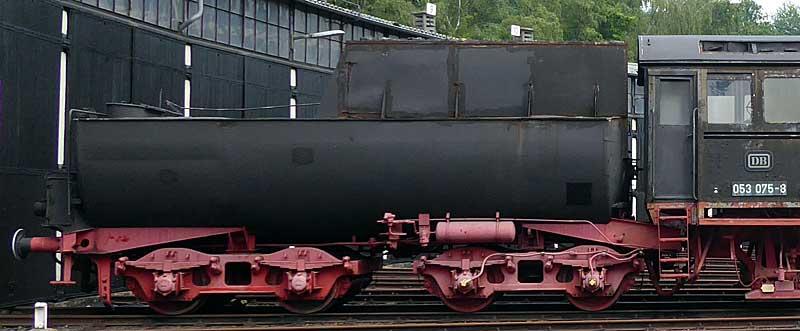 Baubericht Lok der Baureihe 52, M 1:16 - Seite 3 Br44x511
