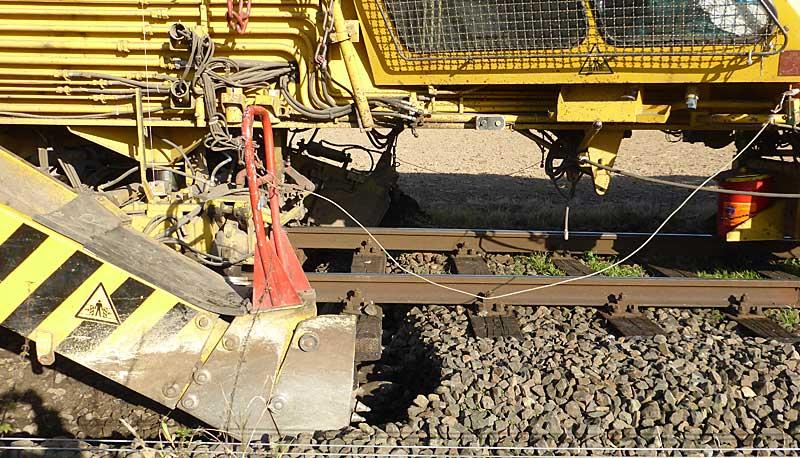 Gleisbauzüge im Einsatz Gbau0013